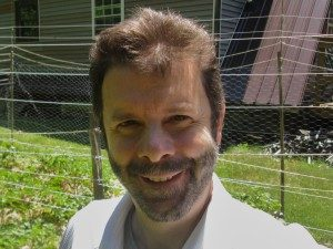 Dennis Camire at home