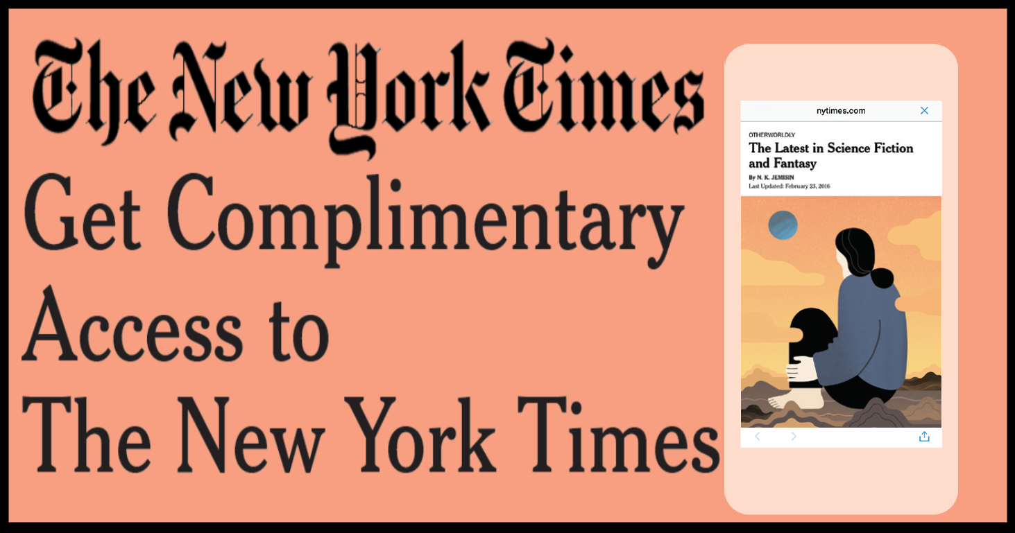 Get the New York Times
