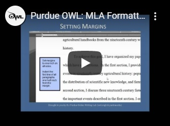 OWL MLA the Basics Video