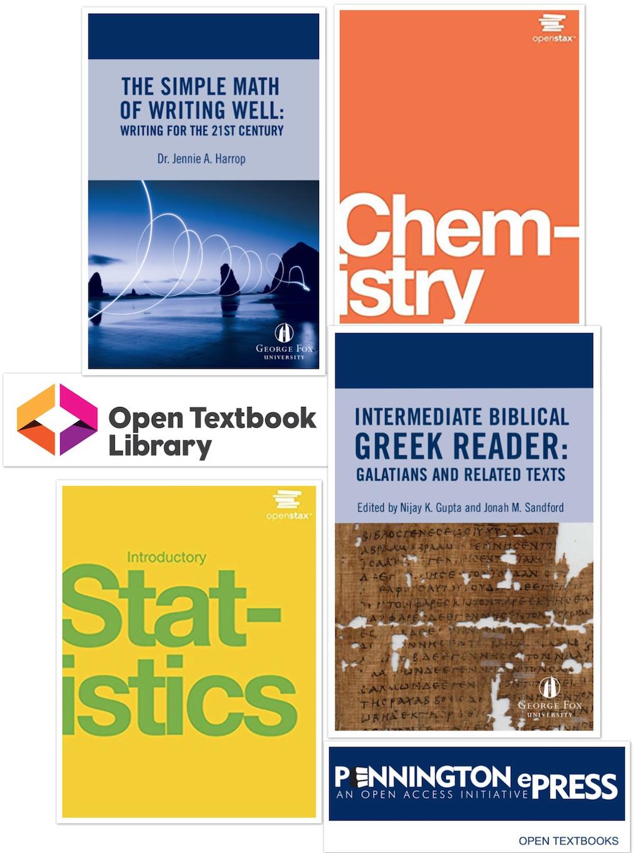 GFU Open Textbooks