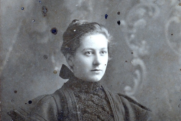 Katherine Courtney Johnston portrait