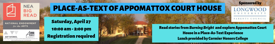 Appomattox Place as Text