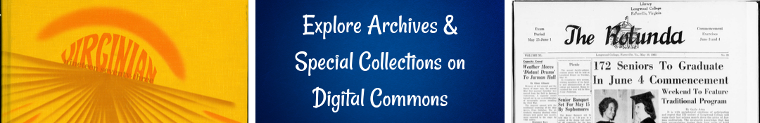 Archives and Special Collections on Digital Commons