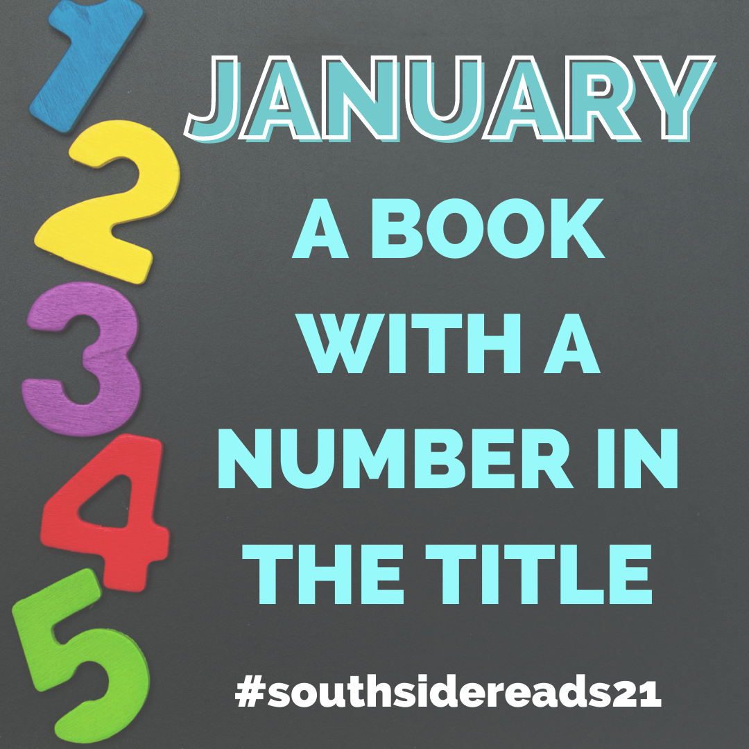 January Book Theme - A book with a number in the title