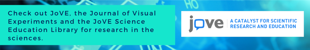 Journal of Visual Experiments