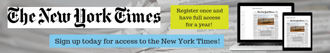Access to New York Times online
