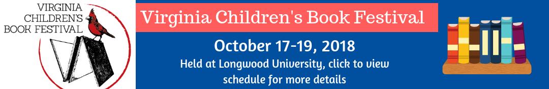 Virginia Children's Book Festival 2018