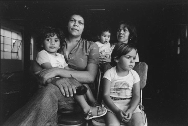 [PICTURE] Isobel Coe, Children's Services, Redfern, 1981 from Portraits of Australian Aborigines, 1981-1984 / photographed by Penny Tweedie [Catalogue IE Number: IE1021034 / File Number: FL1021105]