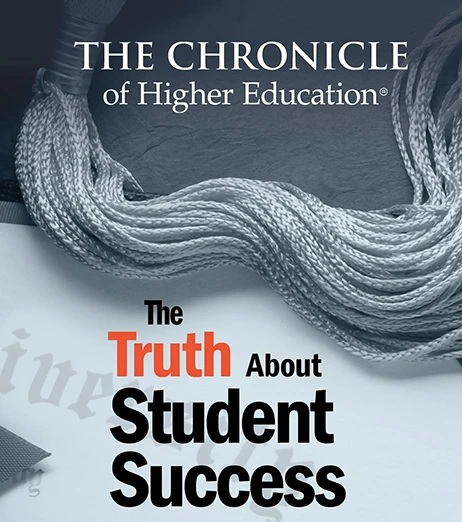 Chronicle of Higher Ed cover