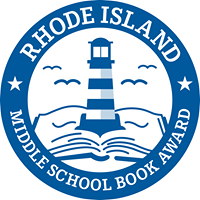 Rhode Island Middle School Book Award Logo