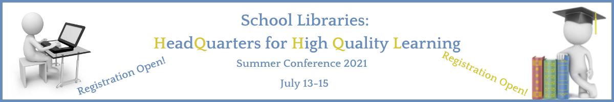 Registration open for Summer Conference 2021