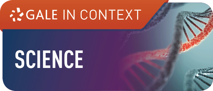 Gale Science in Context Logo
