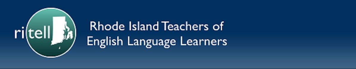 RI Teachers of English Language Learners logo