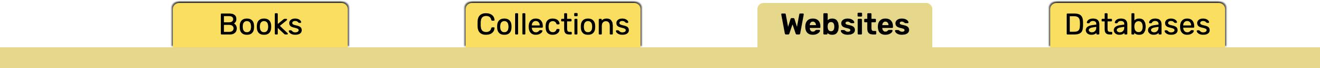 simplified view websites tab