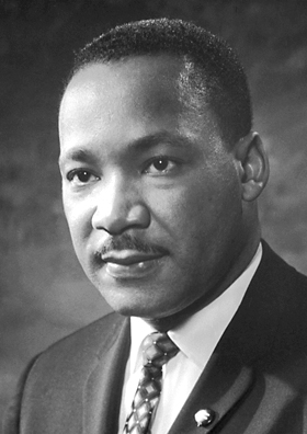 photo of martin luther king