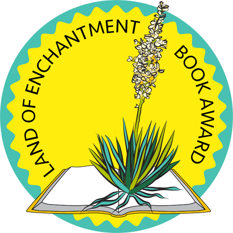 Land of Enchantment Book Awards medal