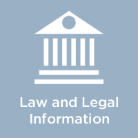 Law and Legal Resources subject guide