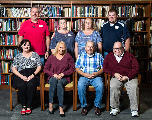 Picture of JSU Library Circulation Staff