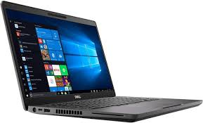 Picture of a Dell laptop
