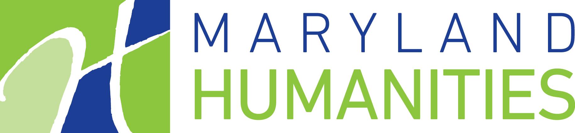 Logo for Maryland Humanties