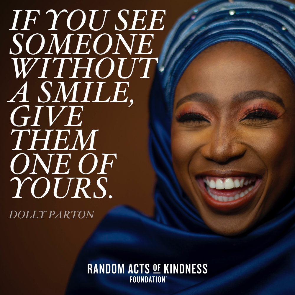 Poster-If you see someone...-Dolly Parton