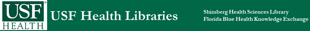 USF Health Libraries