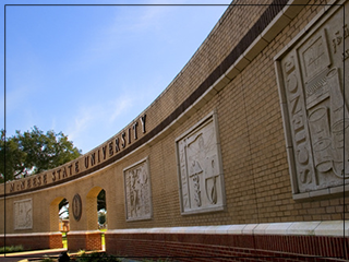 plaza wall
