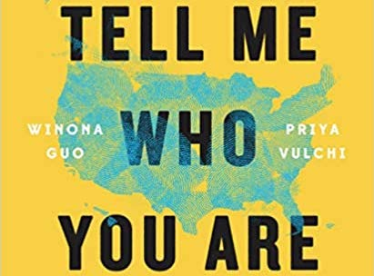 Tell Me Who You Are book cover