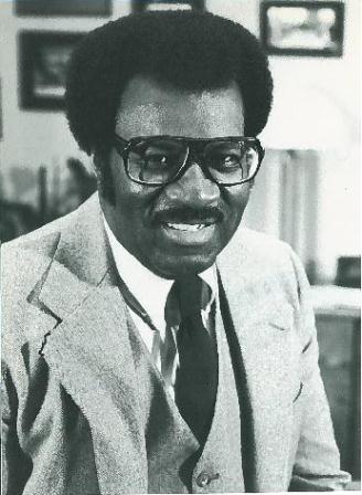 Photograph Portrait Dr. George Ayers