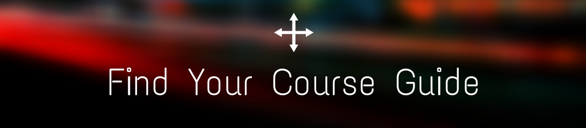 Find your course guide
