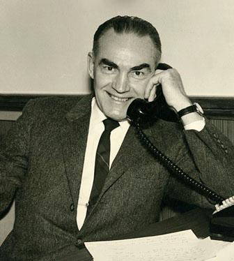 Photograph Portrait Dr. John W. Musselman