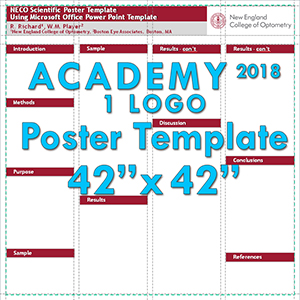 Academy Poster Template