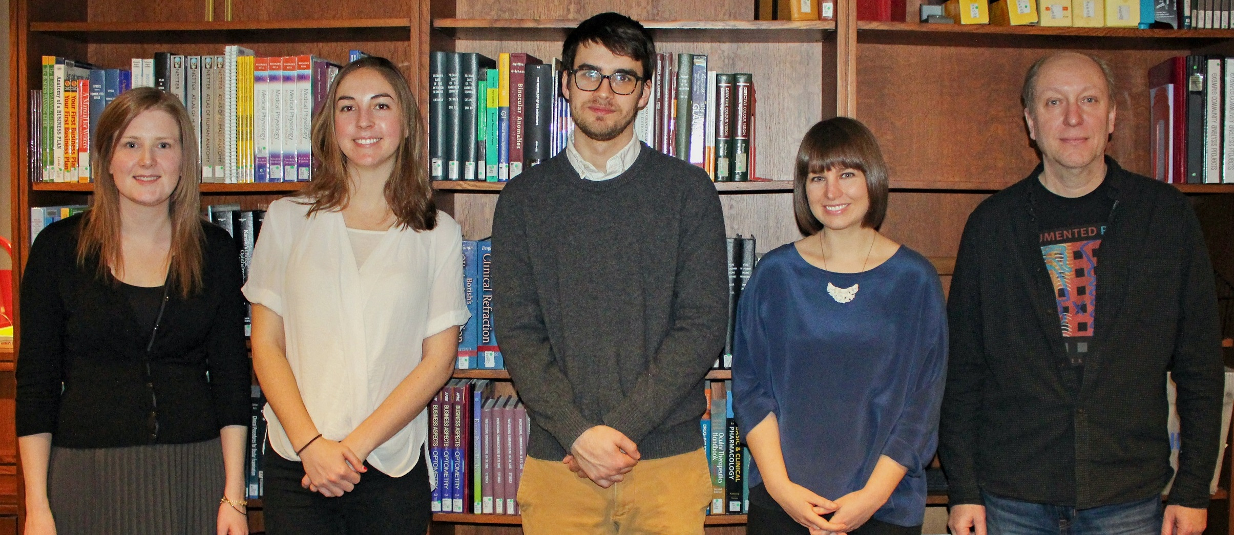 image of library staff