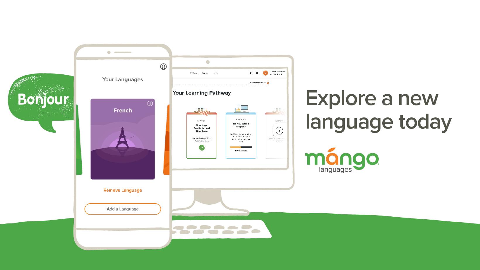 Mango Languages image