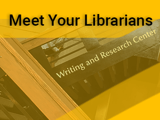 Meet your librarians