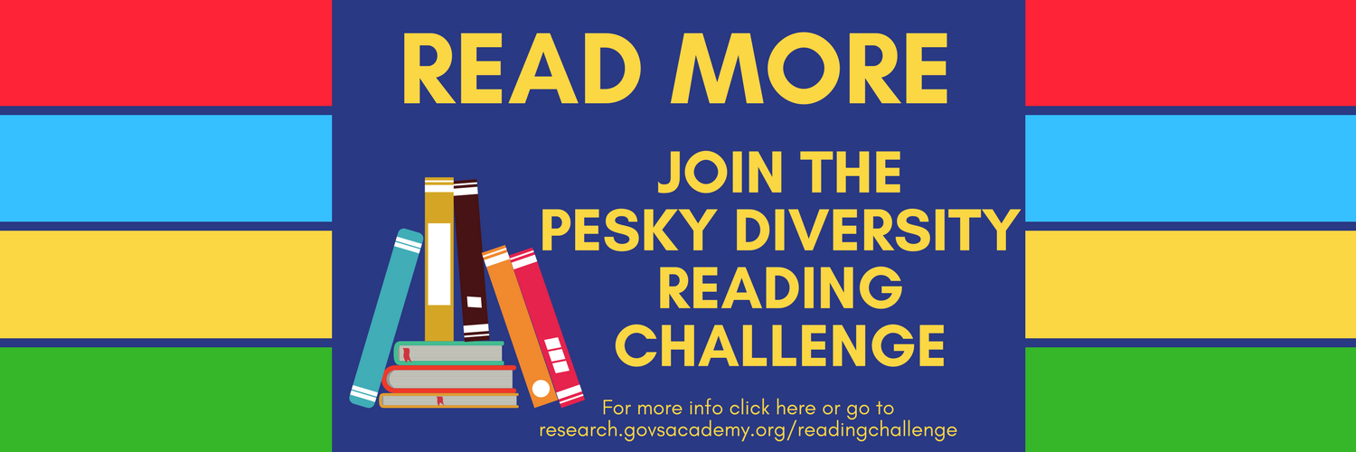 Pesky Reading Challenge