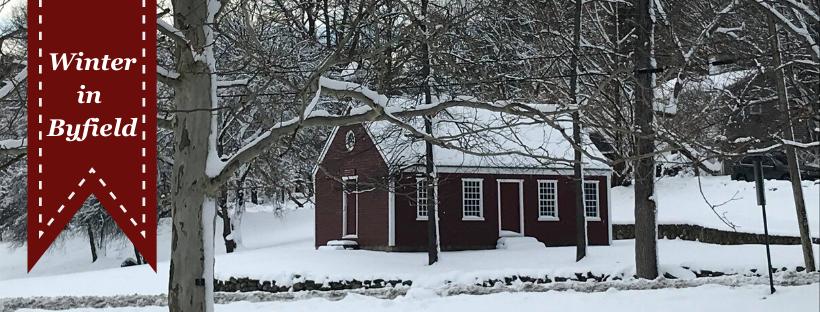 Winter in Byfield