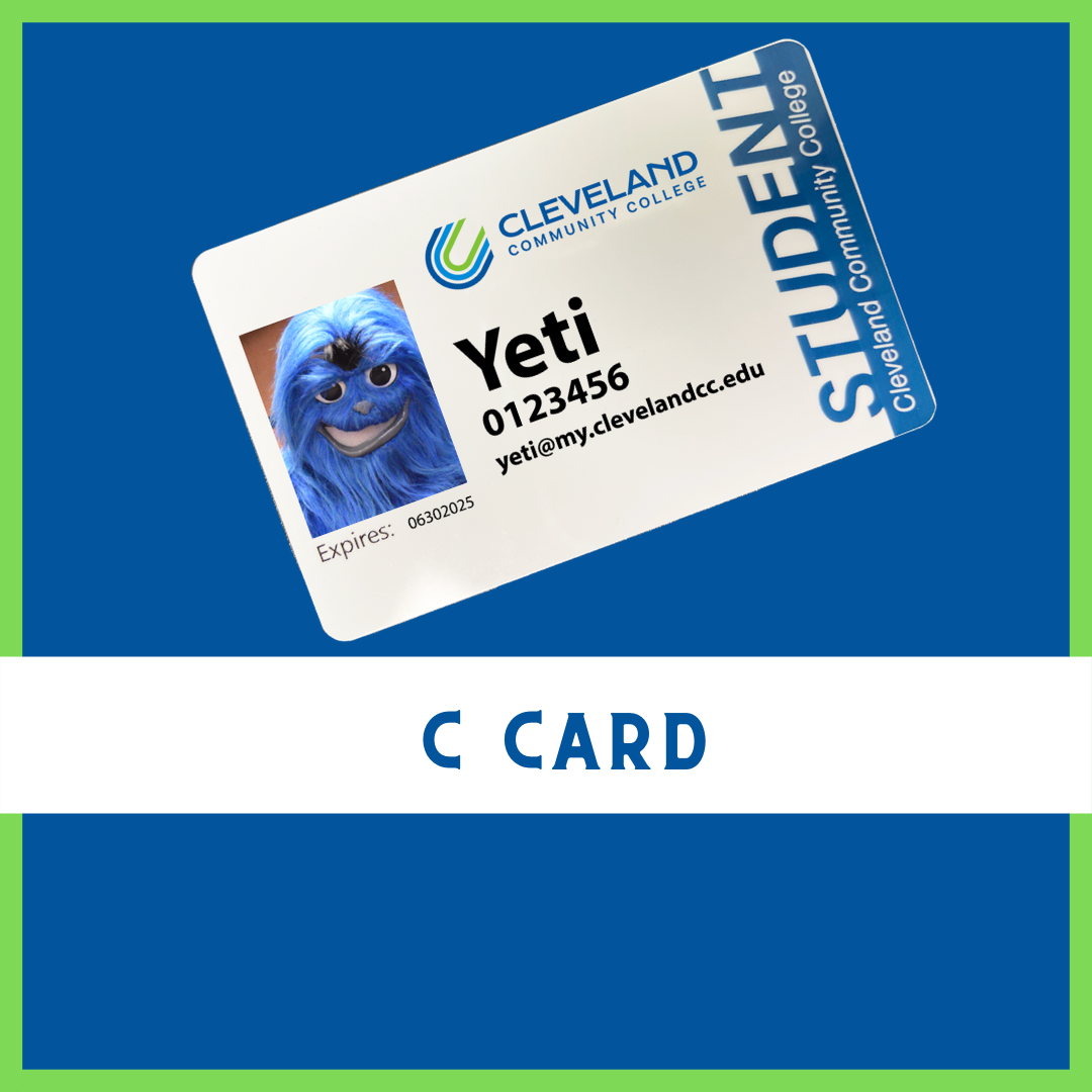 image of c card for Yeti