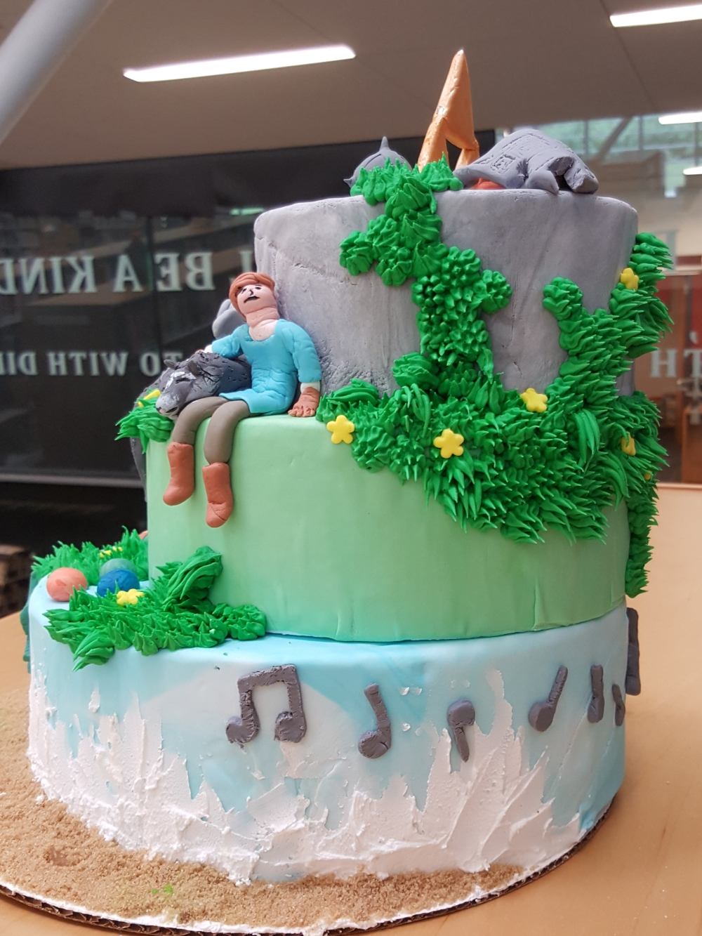 2019 Cakes Nature - right view