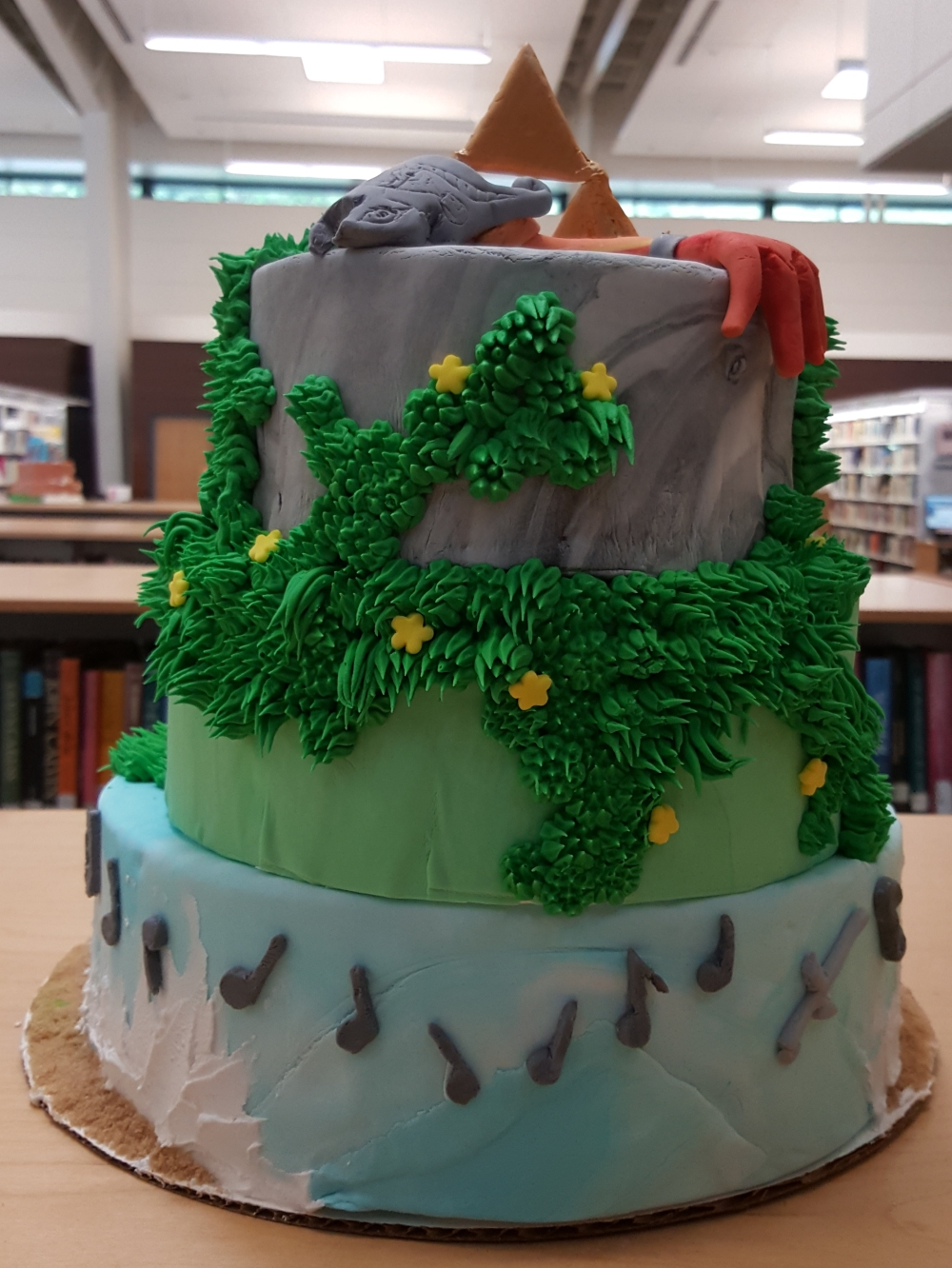 2019 Cakes Nature - back view