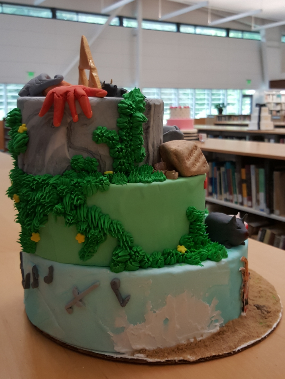 2019 Cakes Nature - left view