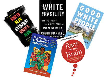 Anti-Racism Books and Resources