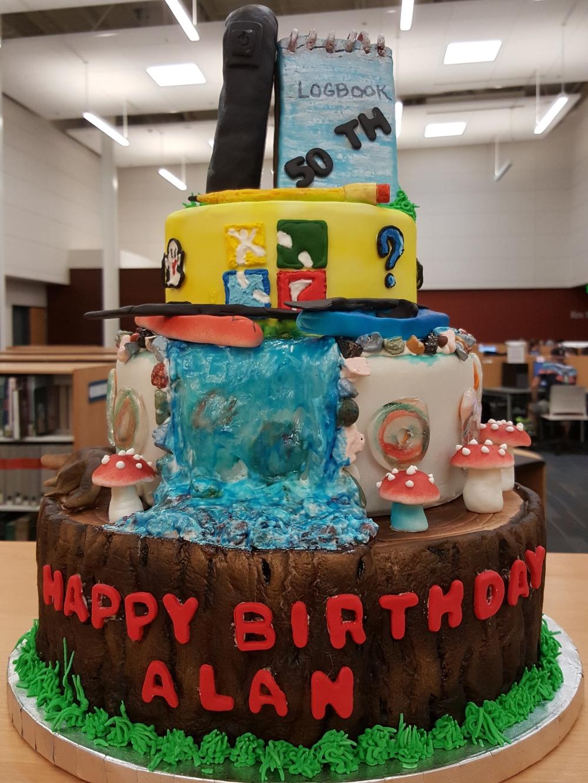 2017 Cakes Happy Birthday Alan