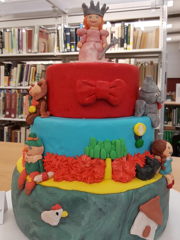 2017 Cakes Princess