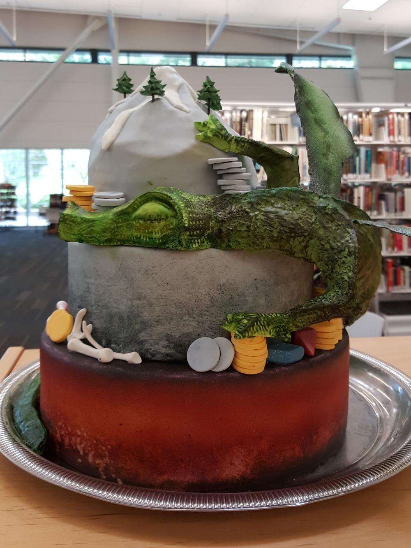 2017 Cakes Dragon