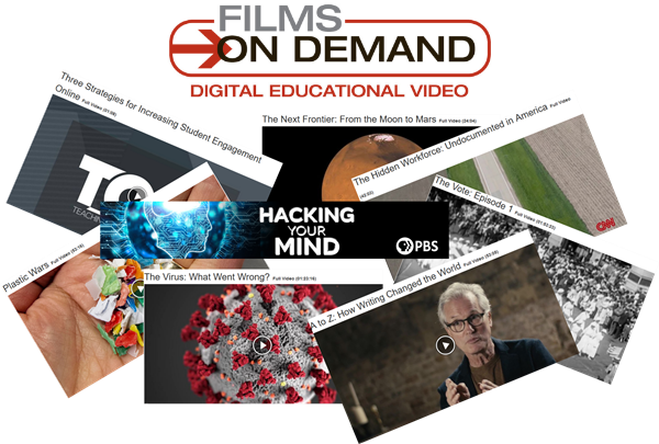 New Videos in Films on Demand