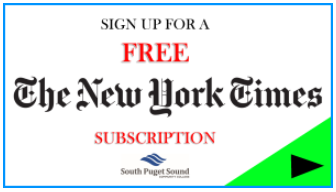 Sign up for a FREE New York Times Subscription