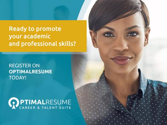 OptimalResume Career Management System