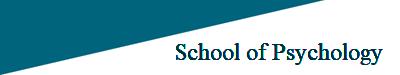 School of Psychology