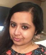 Rezwana Choudhury: Graduate Assistant